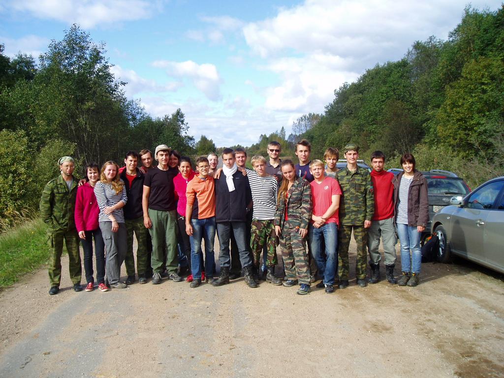 Осенняя Вахта - 2012